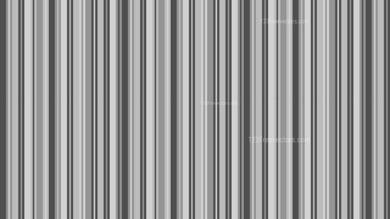 Grey Vertical Stripes Pattern Background
