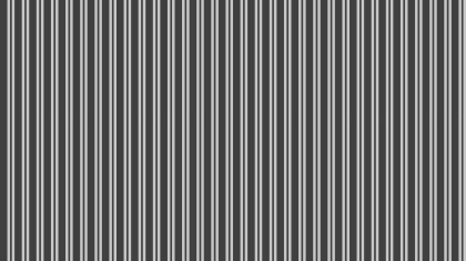 Dark Grey Vertical Stripes Background Pattern