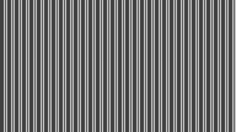 Dark Grey Vertical Stripes Background Pattern