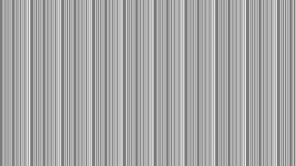 Grey Seamless Vertical Stripes Pattern Background