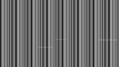 Dark Grey Seamless Vertical Stripes Background Pattern