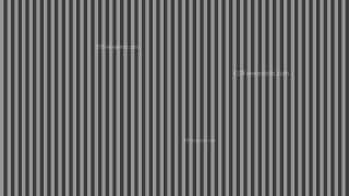 Dark Grey Vertical Stripes Pattern Background