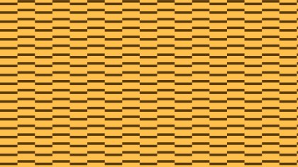 Amber Color Stripes Pattern Vector Graphic