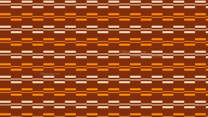 Dark Orange Stripes Pattern Background