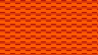 Dark Orange Seamless Stripes Pattern