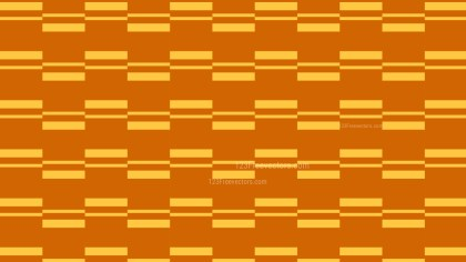 Orange Stripes Pattern Illustrator