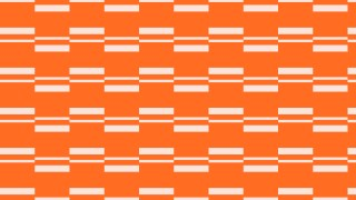 Orange Stripes Pattern Background Vector Illustration
