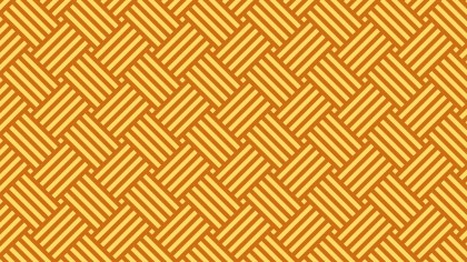 Amber Color Seamless Stripes Background Pattern Illustration