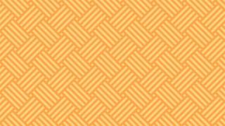 Light Orange Stripes Pattern