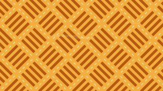 Orange Stripes Pattern Vector