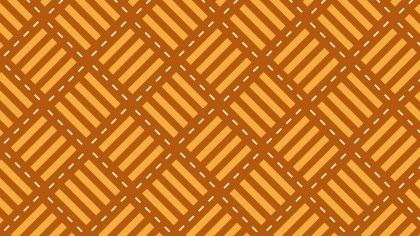 Orange Stripes Pattern Background Vector Art