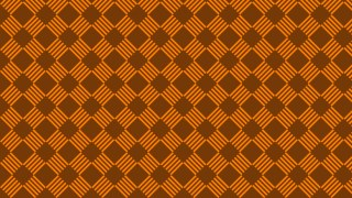 Dark Orange Seamless Stripes Pattern Illustration