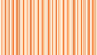 Light Orange Seamless Vertical Stripes Pattern