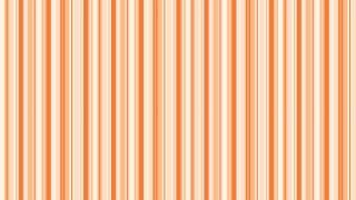 Light Orange Seamless Vertical Stripes Pattern