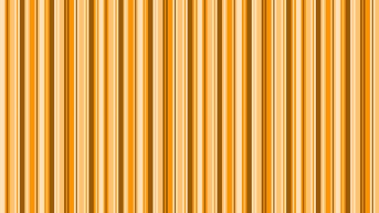 Orange Seamless Vertical Stripes Pattern Background