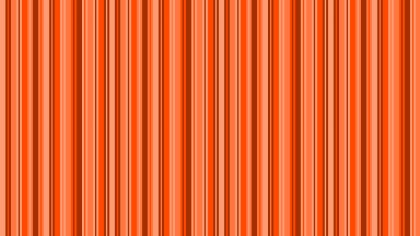 Orange Vertical Stripes Pattern Vector
