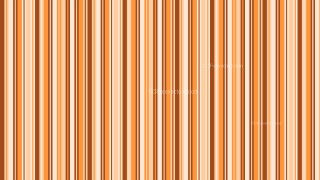 Orange Vertical Stripes Pattern Background Vector Art