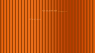 Dark Orange Seamless Vertical Stripes Pattern Background Design