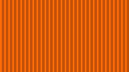 Orange Seamless Vertical Stripes Background Pattern Image