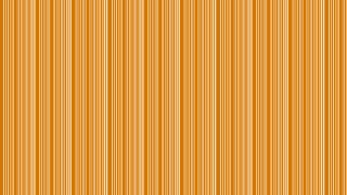 Orange Vertical Stripes Pattern