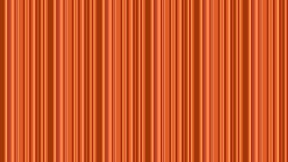 Dark Orange Vertical Stripes Pattern Background
