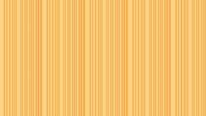 Light Orange Seamless Vertical Stripes Pattern Background