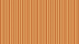 Orange Seamless Vertical Stripes Background Pattern