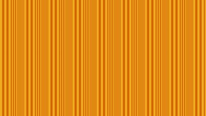 Orange Vertical Stripes Pattern Background Illustration
