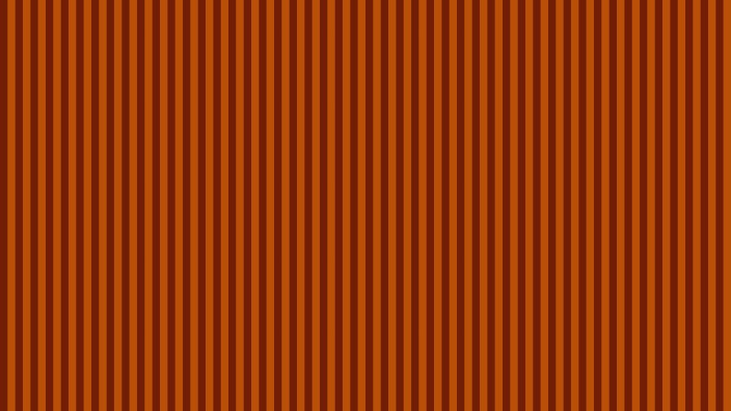 Dark Orange Vertical Stripes Background Pattern Design