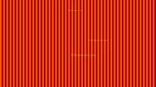 Dark Orange Seamless Vertical Stripes Pattern Background Vector Graphic