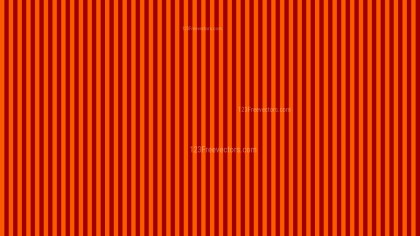 Dark Orange Seamless Vertical Stripes Pattern Background Vector Graphic