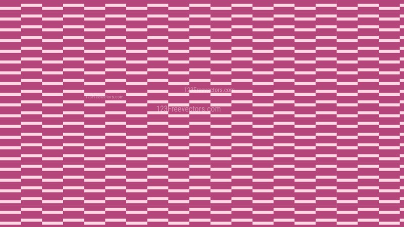 Pink Geometric Stripes Pattern Vector Art