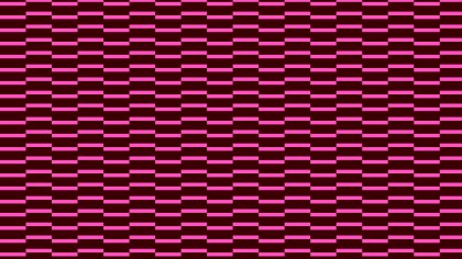 Pink Seamless Striped Geometric Pattern Graphic