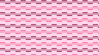 Pink Seamless Stripes Background Pattern