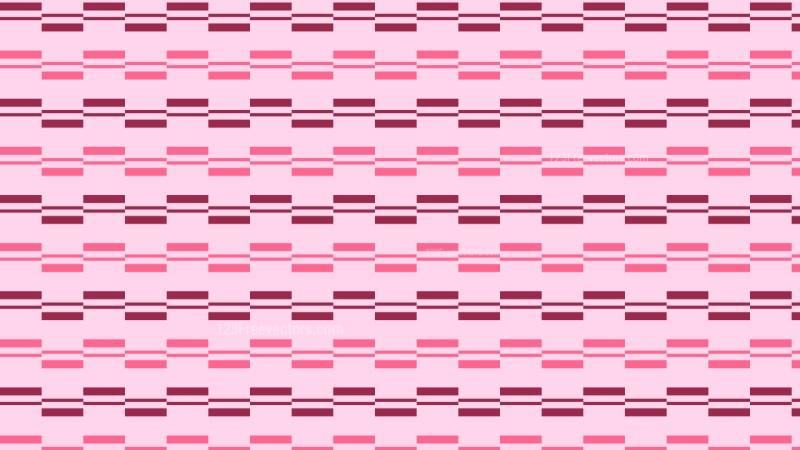 Pink Seamless Stripes Background Pattern
