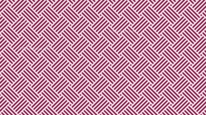 Pink Stripes Pattern Background