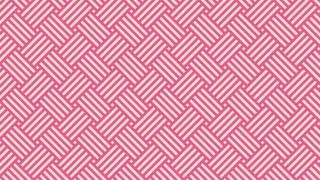 Pink Seamless Stripes Pattern