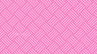 Rose Pink Seamless Stripes Background Pattern