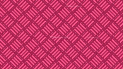 Magenta Seamless Stripes Pattern Image