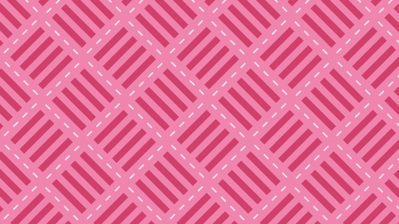 Pink Seamless Stripes Background Pattern Vector Image