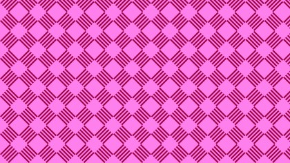 Fuchsia Stripes Pattern