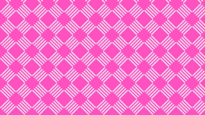 Rose Pink Stripes Background Pattern