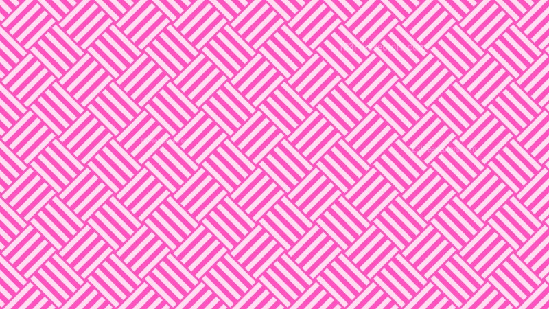 Rose Pink Seamless Stripes Background Pattern