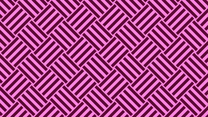 Pink Stripes Pattern Background Image