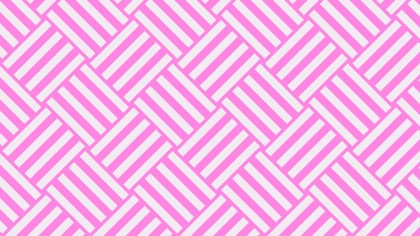 Rose Pink Stripes Background Pattern Vector Graphic