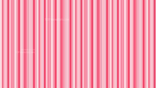 Pink Vertical Stripes Pattern