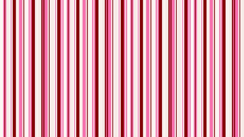 Pink Vertical Stripes Pattern Background