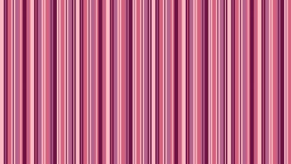 Pink Vertical Stripes Background Pattern