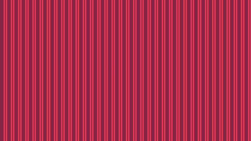 Pink Seamless Vertical Stripes Pattern