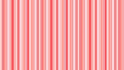 Pink Seamless Vertical Stripes Pattern Background